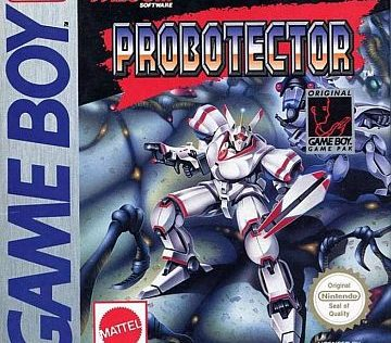 Probotector_Cover